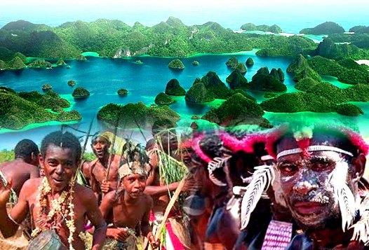 Potensi Strategis Wilayah Papua dan Papua Barat untuk Indonesia dan Dunia