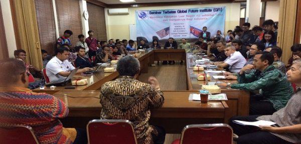 Indonesia Harus Memainkan Peran Aktif dalam Penyelesaian Krisis Korea