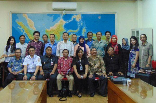 """Berita Foto: Seminar Terbatas GFI: """"Strategi Mencegah Kembali NAMRU-2 AS di Indonesia"""""""