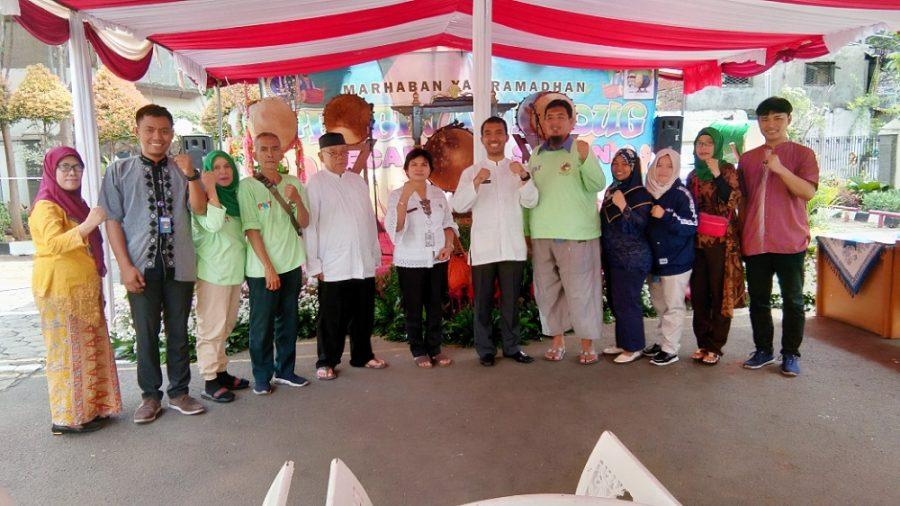 Festival Bedug dan Buka Puasa Bersama PKT Kec. Senen