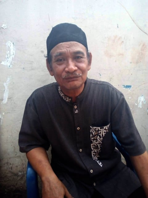 LMK RW 03 Kelurahan Paseban Mohon Pengadaan Gerobak Sampah Baru