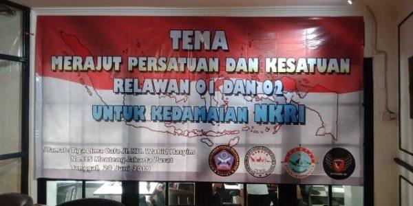 Deklarasi Damai Merajut Persatuan dan Kesatuan Untuk NKRI