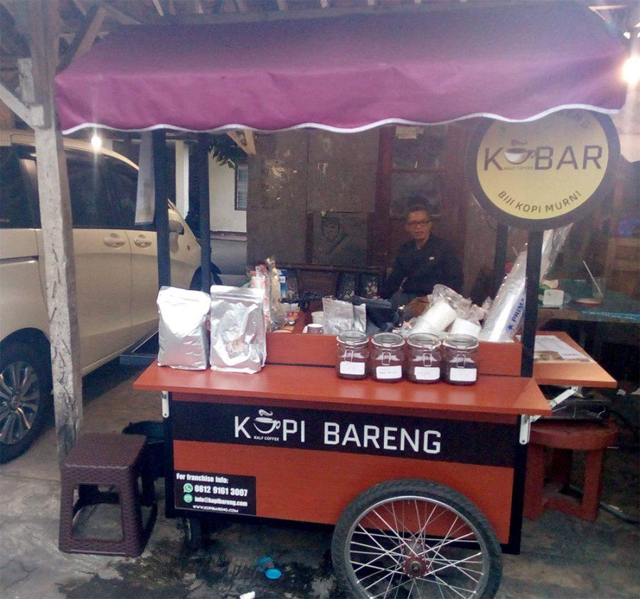 "Bina Bangun Bangsa dan Ralf Coffee Kerja Sama dalam Penjualan dan Pemasaran Kopi Nusantara ""Kobar"""