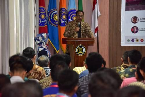Wakil Ketua BPK Menjadi Keynote Speaker pada ICOCIT-MUDA di Sorong